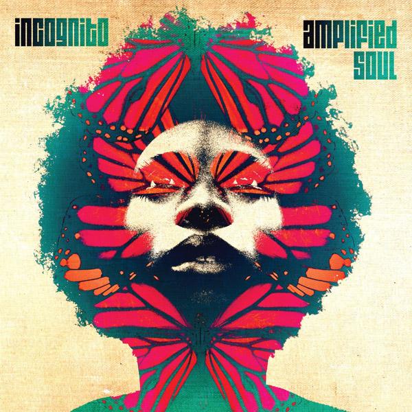 Copertina Disco Vinile 33 giri Amplified Soul di Incognito