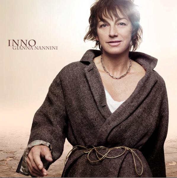 Copertina Disco Vinile 33 giri Inno di Gianna Nannini