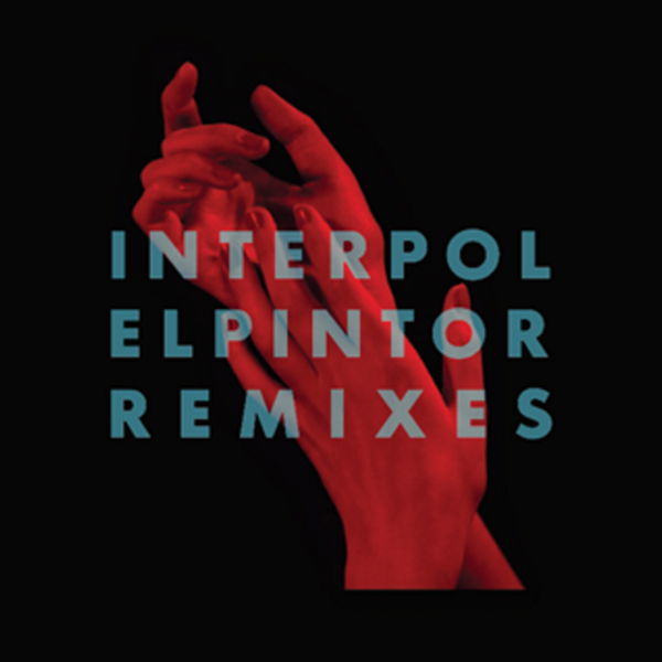 Copertina Disco Vinile 33 giri El Pintor Remixes di Interpol