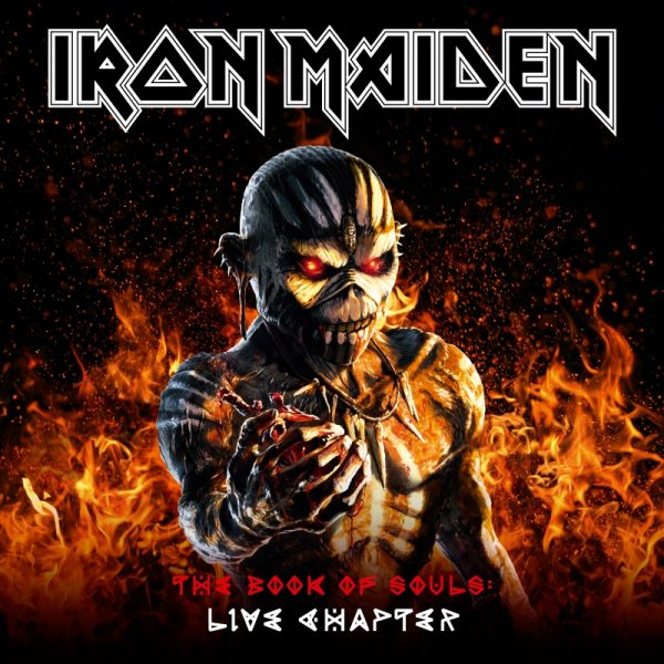 Copertina Vinile 33 giri The Book Of Souls: Live Chapter [3 LP] di Iron Maiden