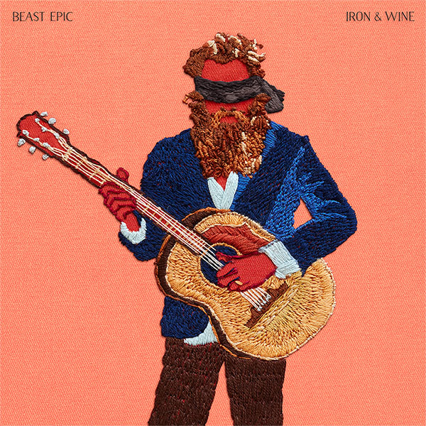 Copertina Vinile 33 giri Beast Epic di Iron and Wine