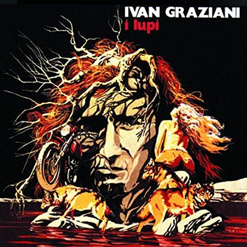 Copertina Disco Vinile 33 giri I Lupi di Ivan Graziani