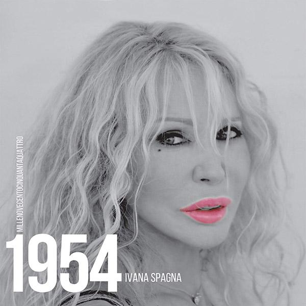 Copertina Vinile 33 giri 1954 di Ivana Spagna