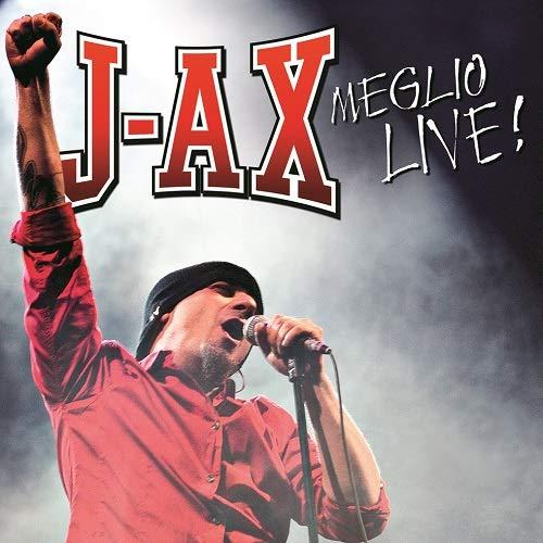 Copertina Vinile 33 giri Meglio live! [2 LP] di J-Ax