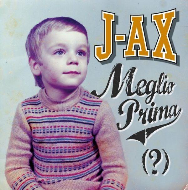 Copertina Disco Vinile 33 giri Meglio prima (?) [2 LP] di J-Ax