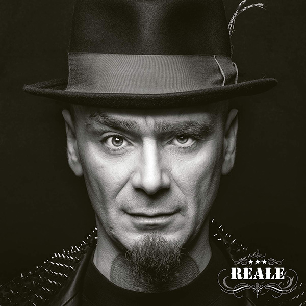 Copertina Vinile 33 giri Reale [2 LP] di J-Ax