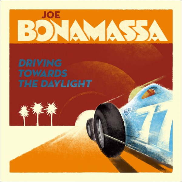 Copertina Disco Vinile 33 giri Driving Towards The Daylight di Joe Bonamassa