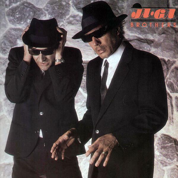 Copertina Vinile 33 giri Ja-Ga Brothers di Ja-Ga Brothers