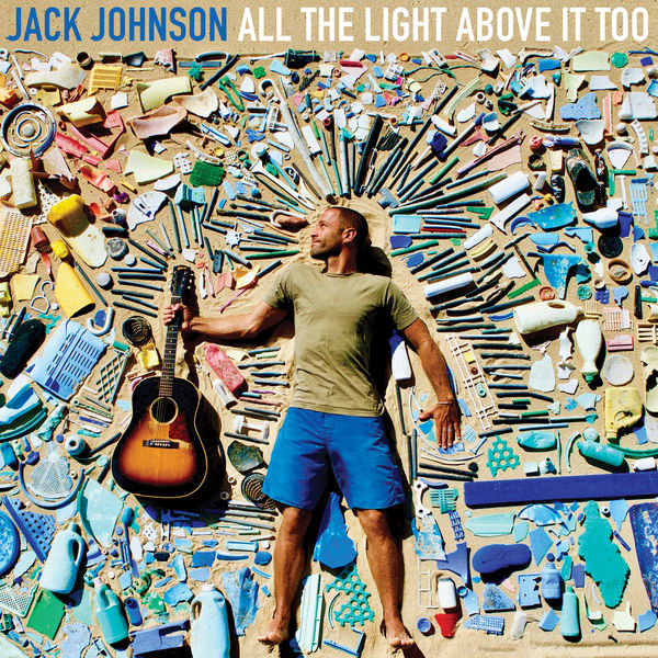 Copertina Vinile 33 giri All the Light Above It Too di Jack Johnson