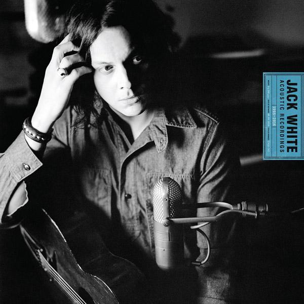 Copertina Disco Vinile 33 giri Acoustic Recordings 1998-2016 [2 LP] di Jack White