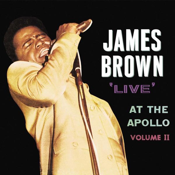 Copertina Disco Vinile 33 giri Live At The Apollo Vol. II [Deluxe 3xLP] di James Brown