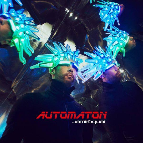 Copertina Vinile 33 giri Automaton [2 LP] di Jamiroquai
