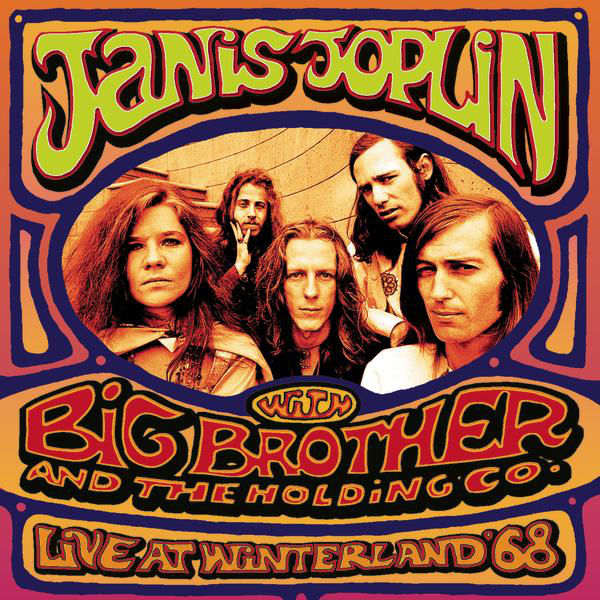 Copertina Disco Vinile 33 giri Live at Winterland '68 [2 LP] di Janis Joplin (Big Brother and the Holding Company)