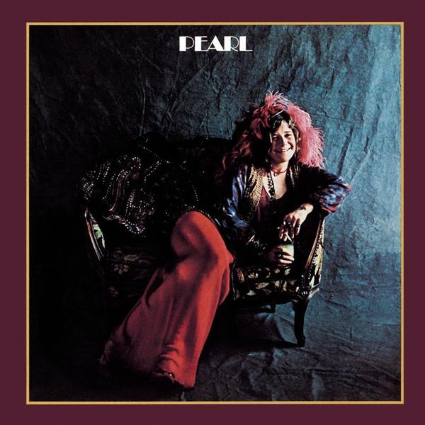Copertina Disco Vinile 33 giri Pearl di Janis Joplin