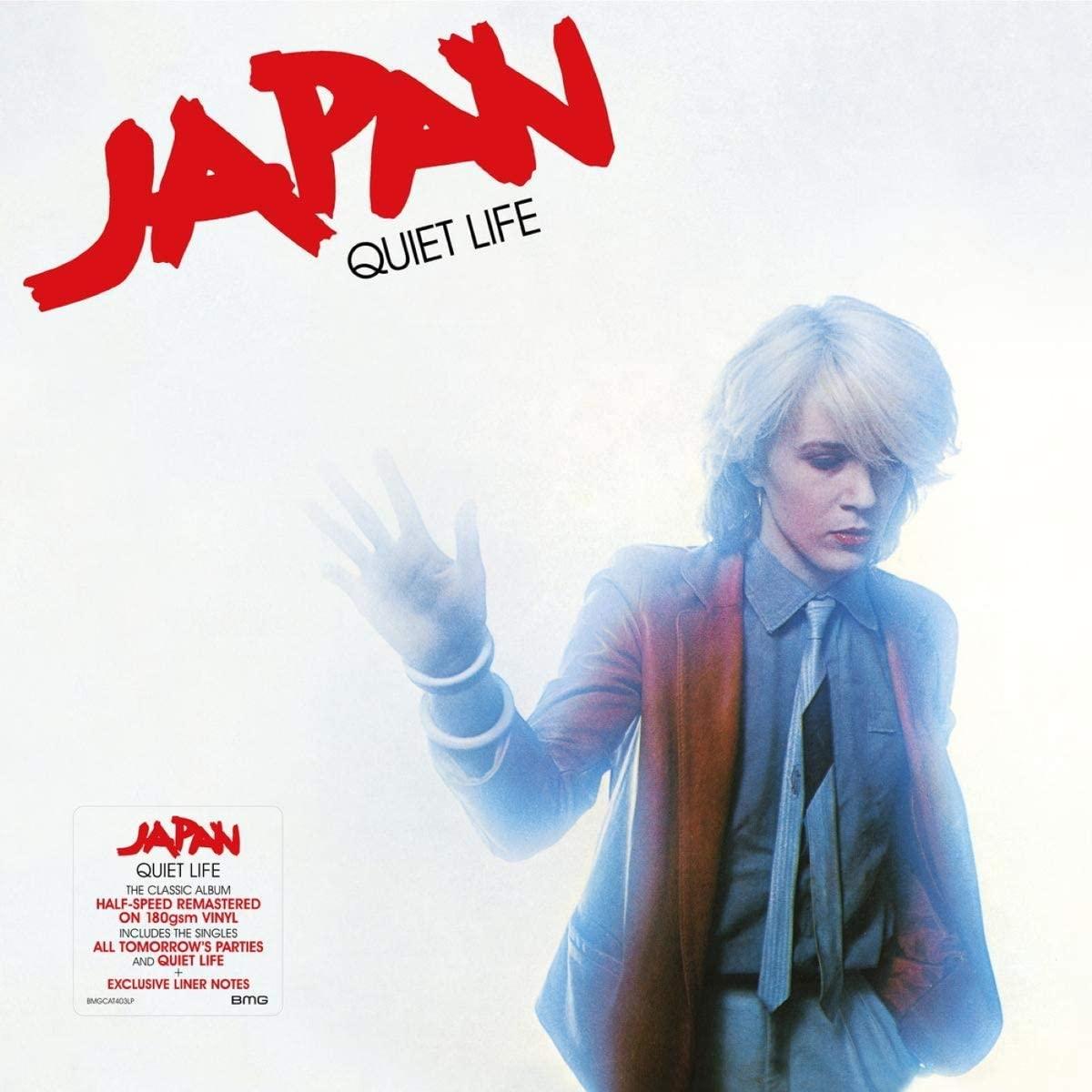 Copertina Vinile 33 giri Quiet Life di Japan