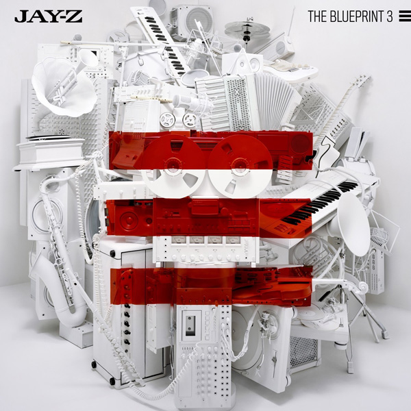 Copertina Disco Vinile 33 giri The Blueprint 3 [2 LP] di Jay-Z