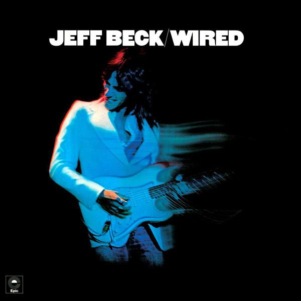 Copertina Disco Vinile 33 giri Wired di Jeff Beck