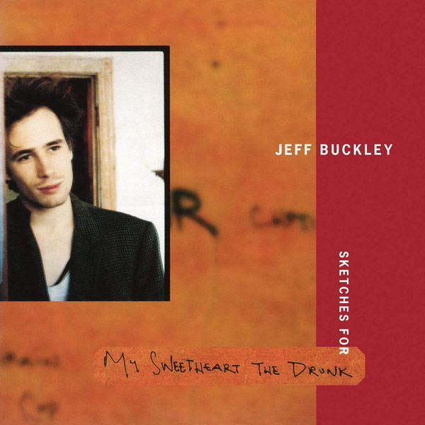 Copertina Vinile 33 giri Sketches for My Sweetheart the Drunk [3 LP] di Jeff Buckley