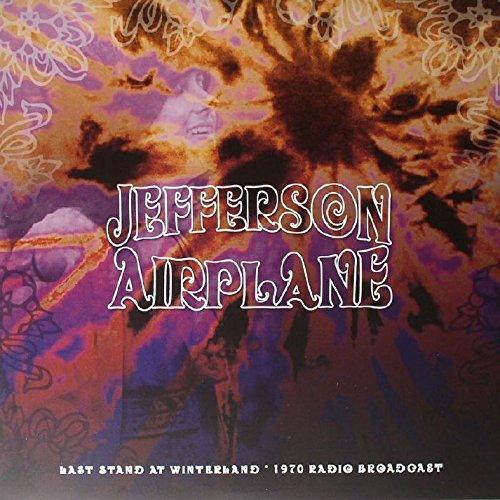 Copertina Disco Vinile 33 giri Last Stand at Winterland [2 LP] di Jefferson Airplane