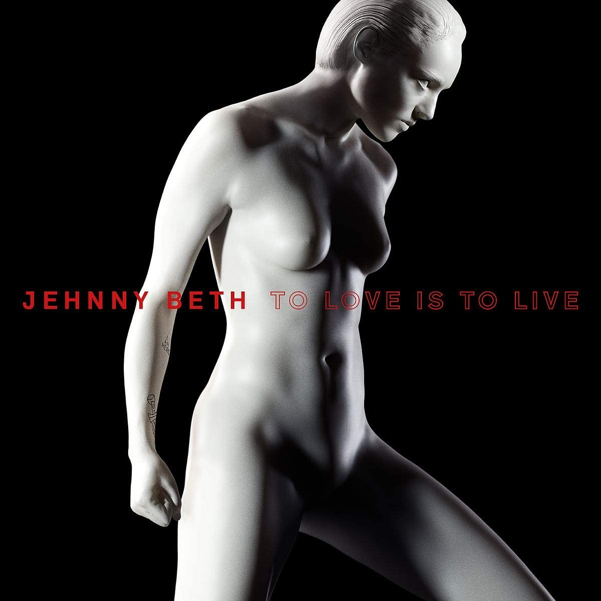 Copertina Vinile 33 giri To Love Is To Live di Jehnny Beth