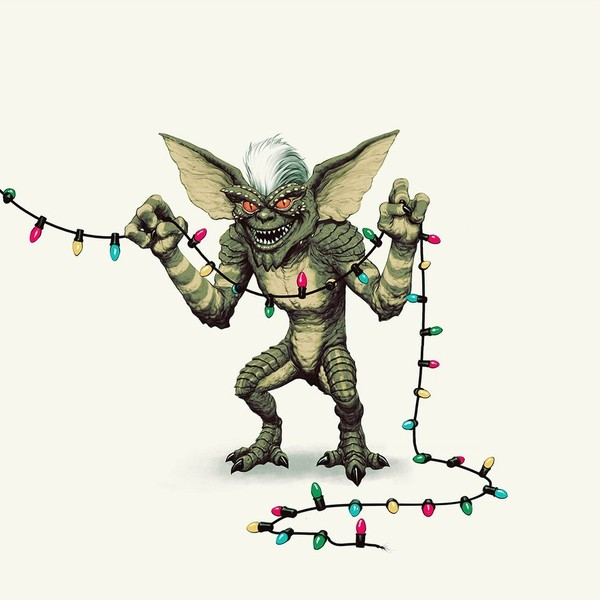 Copertina Vinile 33 giri Gremlins [Soundtrack 2xLP] di Jerry Goldsmith