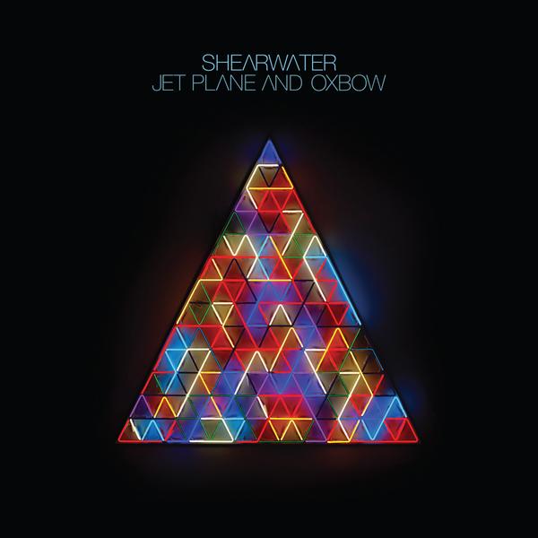 Copertina Disco Vinile 33 giri Jet Plane and Oxbow [2 LP] di Shearwater