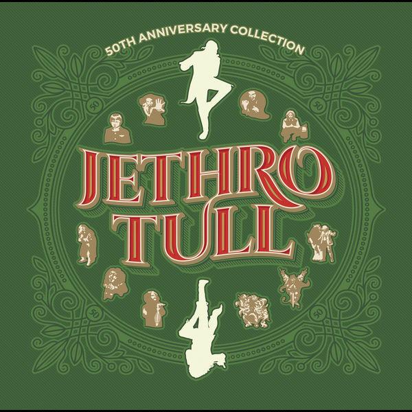 Copertina Vinile 33 giri 50th Anniversary Collection di Jethro Tull
