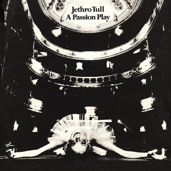 Copertina Disco Vinile 33 giri A Passion Play di Jethro Tull