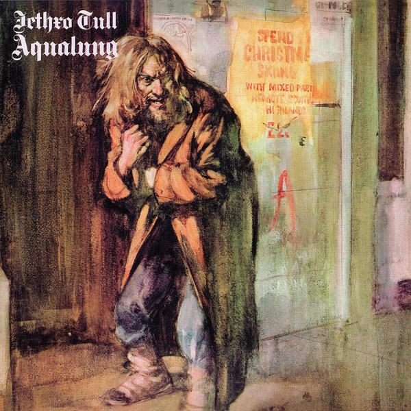 Copertina Disco Vinile 33 giri Aqualung (Steven Wilson Mix) di Jethro Tull