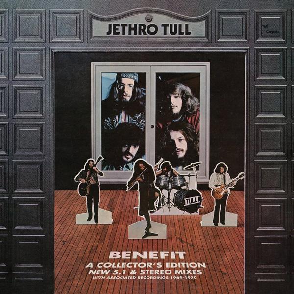 Copertina Disco Vinile 33 giri Benefit di Jethro Tull