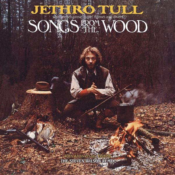 Copertina Vinile 33 giri Songs from the Wood [Steven Wilson Mix] di Jethro Tull
