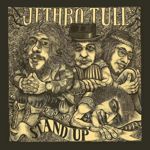 Copertina Vinile 33 giri Stand Up (Steven Wilson Mix) di Jethro Tull