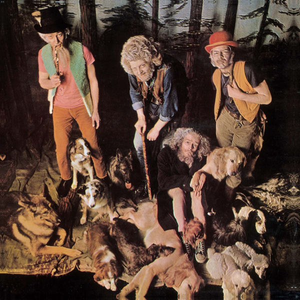 Copertina Disco Vinile 33 giri This Was di Jethro Tull