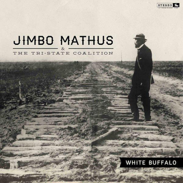 Copertina Disco Vinile 33 giri White Buffalo di Jimbo Mathus