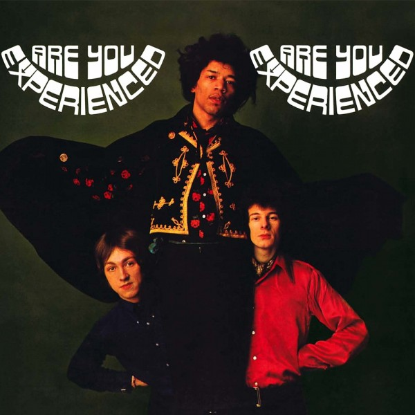 Copertina Disco Vinile 33 giri Are You Experienced [2 LP] di Jimi Hendrix