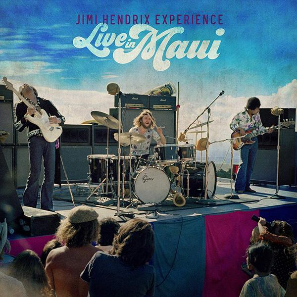 Copertina Vinile 33 giri Live In Maui [3xLP + Blu-Ray] di Jimi Hendrix