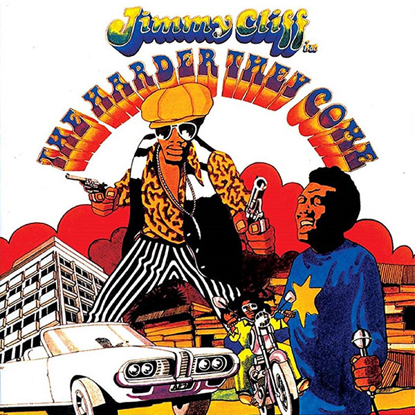 Copertina Vinile 33 giri The Harder They Come di Jimmy Cliff