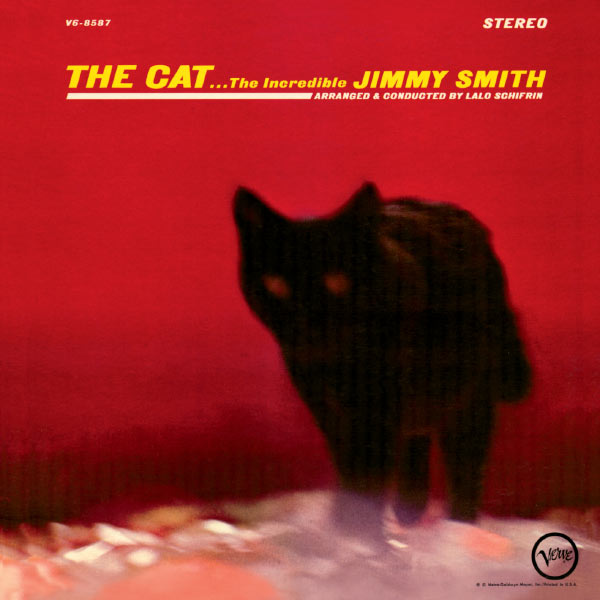 Copertina Disco Vinile 33 giri The Cat di Jimmy Smith