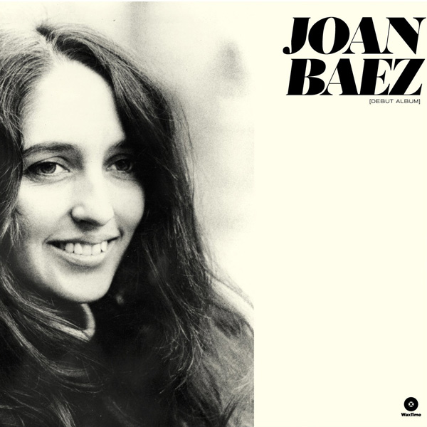 Copertina Disco Vinile 33 giri Joan Baez [Debut Album] di Joan Baez