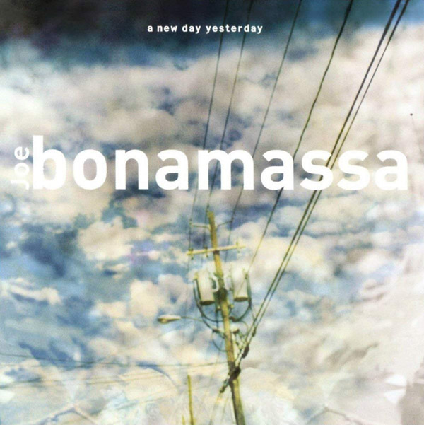 Copertina Vinile 33 giri A New Day Yesterday di Joe Bonamassa