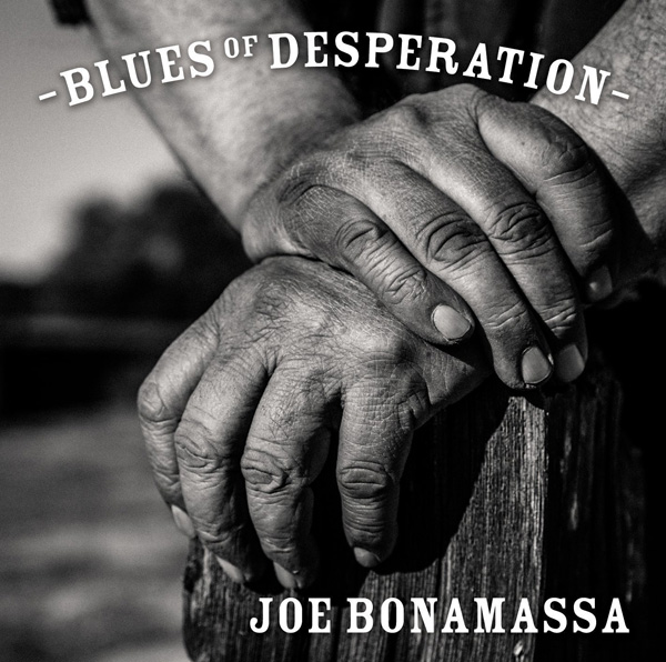 Copertina Disco Vinile 33 giri Blues of Desperation [2 LP] di Joe Bonamassa