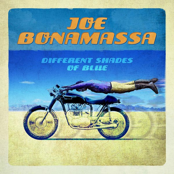 Copertina Disco Vinile 33 giri Different Shades of Blue di Joe Bonamassa