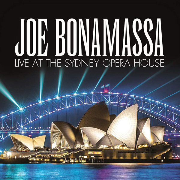 Copertina Vinile 33 giri Live at the Sydney Opera House [2 LP] di Joe Bonamassa