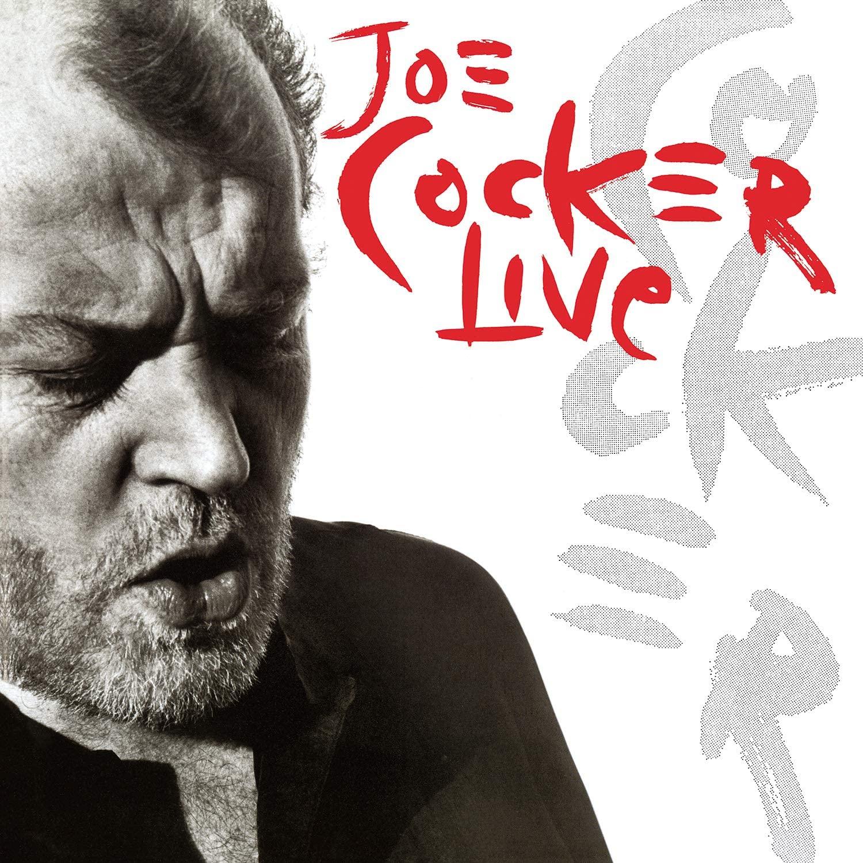 Copertina Vinile 33 giri Joe Cocker Live [2 LP] di Joe Cocker