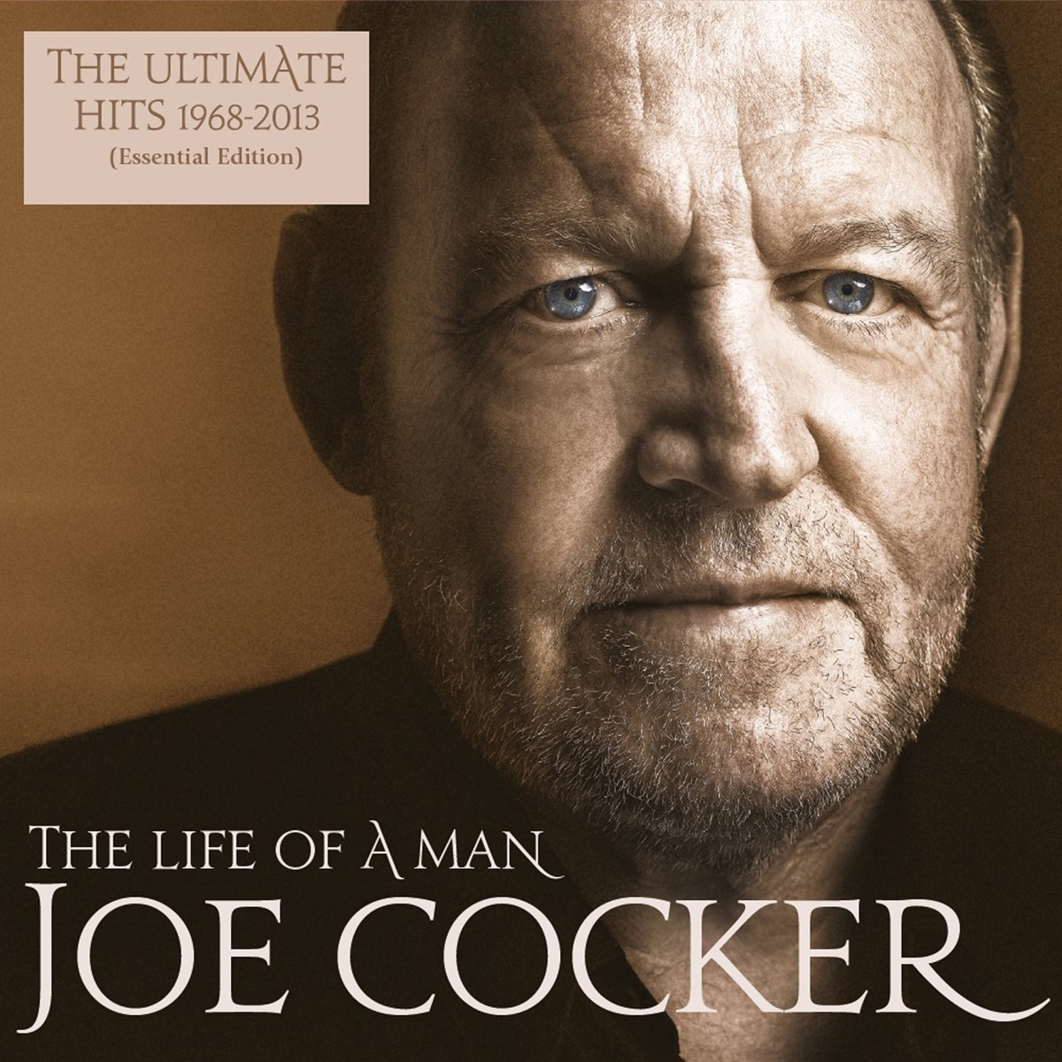 Copertina Disco Vinile 33 giri The Life Of A Man [2 LP] di Joe Cocker