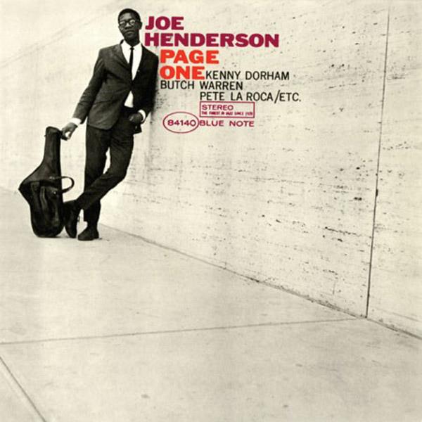 Copertina Disco Vinile 33 giri Page One [LP+CD] di Joe Henderson