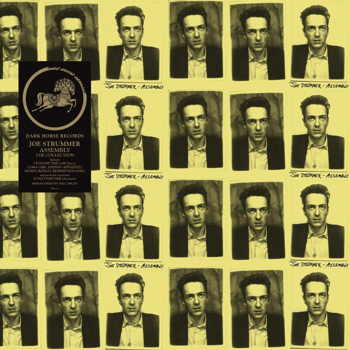 Copertina Vinile 33 giri Assembly [2 LP] di Joe Strummer