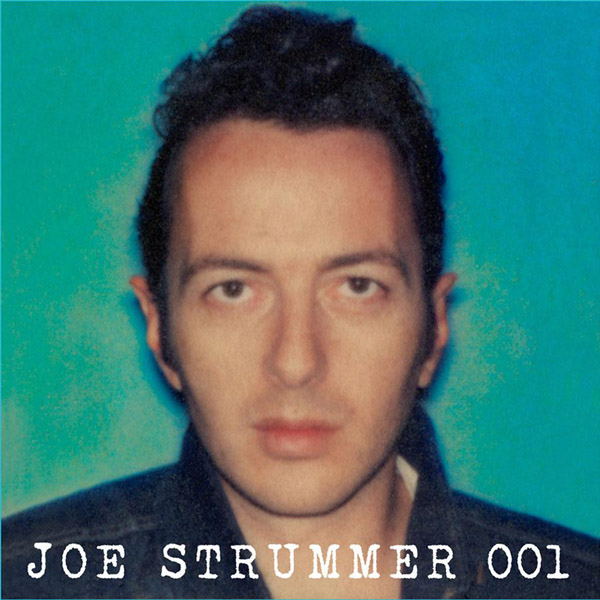 Copertina Vinile 33 giri Joe Strummer 001 [Cofanetto 4xLP] di Joe Strummer
