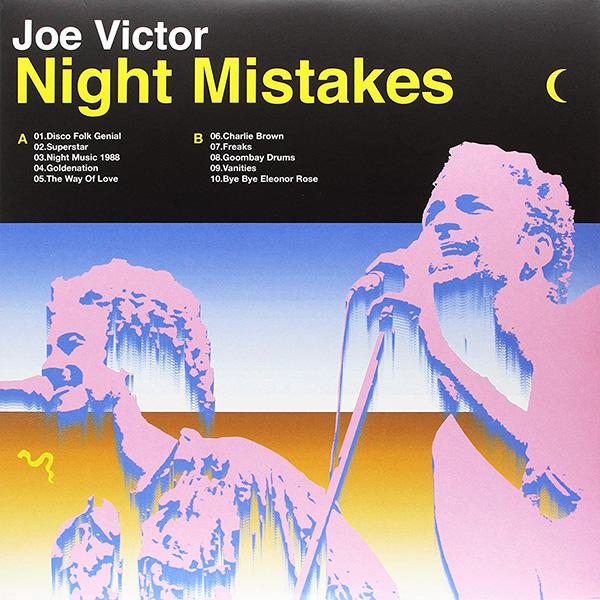 Copertina Vinile 33 giri Night Mistakes di Joe Victor