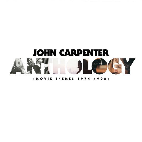 Copertina Vinile 33 giri Anthology: Movie Themes 1974-1998 di John Carpenter